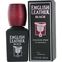 Perfume English Leather Black Por Dana 1.5 Oz