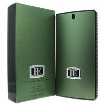 Perfume Original Portfolio Green Caballero 100ml Perry Ellis