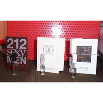 Muestras De Perfumes Originales, Miniatura. Ch, Kenzo, 212
