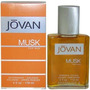Perfume Jovan Musk Men After Shave Colonia Por Jovan, 4 Onz