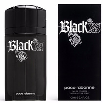 Perfume Black Xs Men Paco Rabanne 100 Ml.