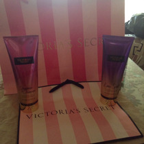 Victorias Secret Fantasies Crema Strawberries And Champagne