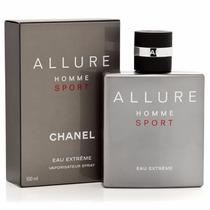 Allure Sport Eau Extreme Chanel Caballero 100 Ml Original