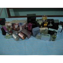 Lote De 10 Perfumes ¡¡¡envió Gratis!!!