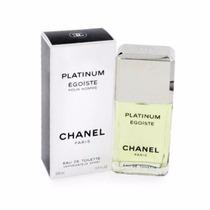 Egoiste Platinum Eau De Toilette 100ml De Chanel