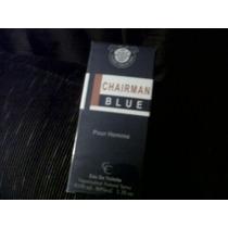 Loción Chairman Blue Hugo Boss