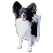 Puerta De Plastico Para Perro Chica Ideal Pet.
