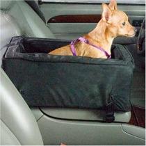 Snoozer Lujo Consola Pet Car Asiento Elevador - Pequeño Cam