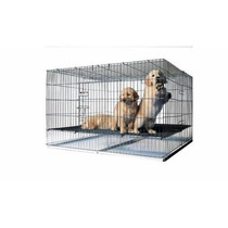 Corral Para Perro Precisión Mascotas Cachorro Pluma Con Aju
