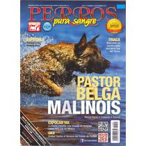 Revista Perros Puros Pastor Belga Malinoa Sept 2015