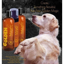 Golden Magic Pure Paws Shampoo Para Golden Poms Terriers