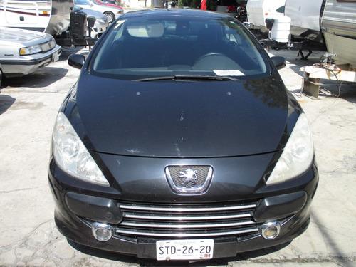 Peugeot 307 Cc Descapotable 2007 Aut 4 Cil A/c