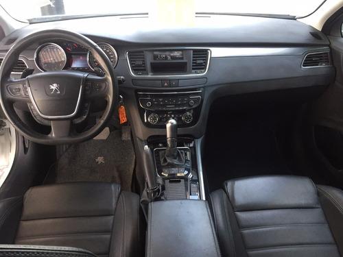 Peugeot 508 Allure 2013