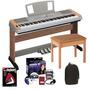 Yamaha Dgx640 C 88 Teclas Piano Dgx-640 + Otros Articulos