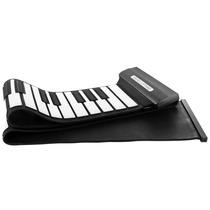88 Claves Usb Rollo Arriba Digital Electrónica Piano Teclado