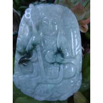 Dije Buda Jade Verde (jizo)
