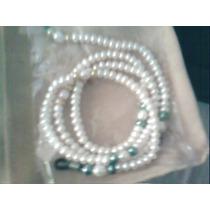 Porta Lentes De Perlas Cultivadas