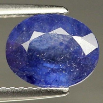 Zafiro Royal Blue De Madagascar 1.40 Quilates