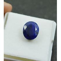Zafiro Azul Natural 9.19 Quilates