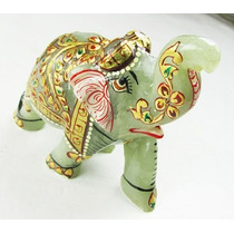 Elefante De Jade 1180.00 Quilates