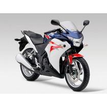 Espejo Lado Izquierdo Para Honda Cbr 250 2009-2012