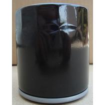 Filtro De Aceite Color Negro Para Harley Davidson Big Twin