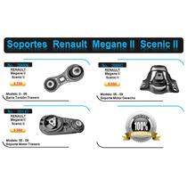Soportes Renault Megane Ii, Scenic Ii Motor Transmision Pm0
