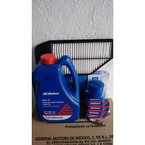 Kit De Afinacion Chevrolet Spark Acdelco