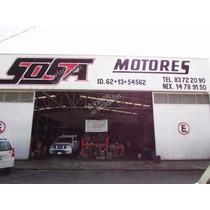 Motores Automotrices A Cambio, Usados Y Remanufacturados