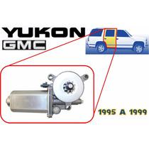 95-99 Gmc Yukon Motor Electrico Elevador Trasero Derecho