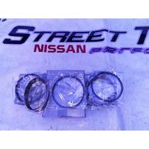 Anillos Motor Nissan Sr20de Originales Standar Gsr