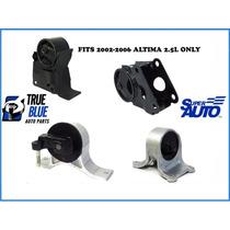 Kit Soportes De Motor Y Transmision Nissan Altima 02 A 06