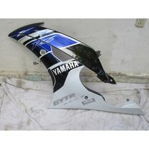 Carenado Izquierdo Yamaha R6 2013 Edicion Purplish Blue