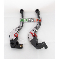 Honda Cbr 600 07-12 1000 08-11 Manijas Retractiles. Mekanika