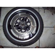 1991 Suzuki Bandit Gsf 450 Rin Y Llanta 110/70zr17 Avonazaro