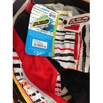Axo Pantalon Profesional Para Motocross Para Nino