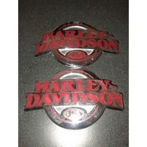 Harley Davidson Emblemas Para Tanque Usados