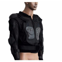 Protector Para Camisa O Chamara De Motociclista Alta Calidad