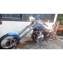 Harley Davidson Modificacion Y Fabricacion De Motos