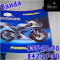 Banda 835-20-30 Y 842 Gates Powerlink Motoneta Italika Vento