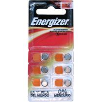 Pila Auditiva Energizer Ac013 Con 6 Pilas
