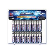 Acdelco Aaa Súper Pilas Alcalinas 48-count