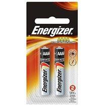 Energizer Max Aaaa Tamaño Baterías, 2-count (paquete Individ