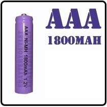 Pilas Baterias Recargables A A A 1800mah Ni-mh