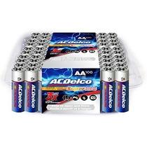 Acdelco Aa Super Pilas Alcalinas 100-count