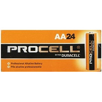 Duracell Procell Aa 24 Paquete Pc1500bkd09