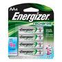 Energizer Recarga Power Plus Aa 2300 Mah Baterías Recargable