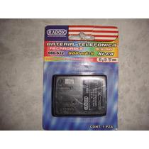 Batería Telefónica Recargables 3.6 V Radox 660-632 Niquel Cd