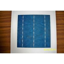 Celda Solar. 0.5 V. 156 X 156 Mm., 4.19 W., Isc=8.1 A.
