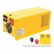 Inversor De Voltaje 1500 Watts 24vcd A 120/240 Vca Hgm